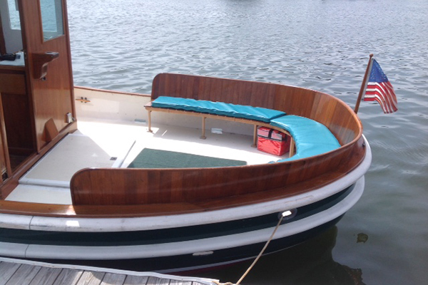 21' Crosby Tug For Sale   Palm Beach Yachting, Inc.